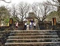 TOMBS OF KING TU DUC & KING KHAI DINH