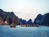 CU CHI – HALONG BAY – HANOI
