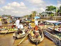 HCMC – MY THO – CAN THO – CHAU DOC - HCMC
