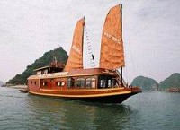 BIEN NGOC CRUISE - PEARLY SEA JUNK